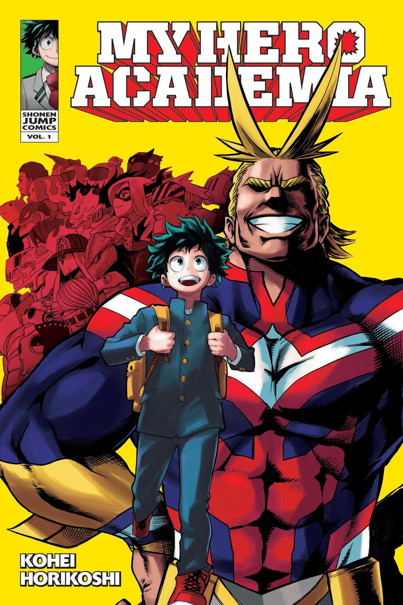copertina my-hero-academia-vol-1-9781421582696_hr