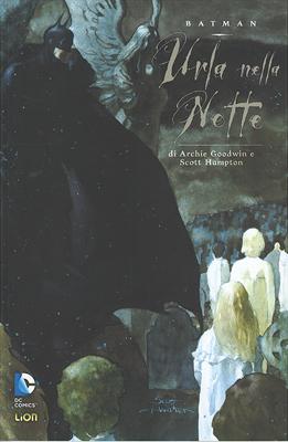 copertina COMIXREVOLUTION BATMAN URLA NELLA NOTTE
