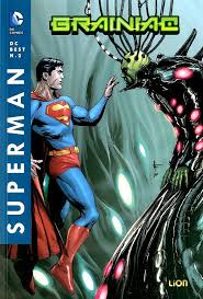 copertina COMIXREVOLUTION SUPERMAN BRAINIAC DC BEST 2
