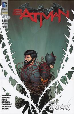 copertina COMIXREVOLUTION-BATMAN-50