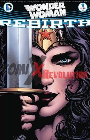 Wonder Woman Rebirth n.1