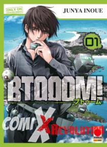 COMIXREVOLUTION-BTOOOM-1-RISTAMPA-9788891262783