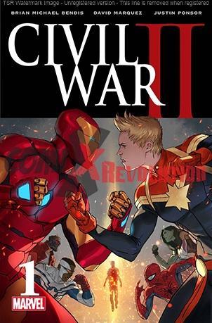 CIVIL WAR II n.1