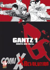 COMIXREVOLUTION-GANTZ-1-NUOVA-EDIZIONE-RISTAMPA-9788891262721