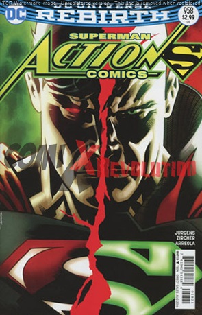 Superman Action Comics Rebirth n.1