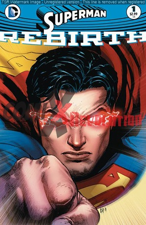 Superman Rebirth n.1