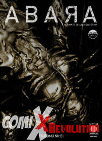 COMIXREVOLUTION-ABARA-ULTIMATE-DELUXE-COLLECTION-RISTAMPA-9788891262936