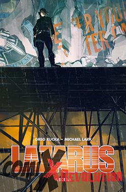 copertina COMIXREVOLUTION-LAZARUS-2-9788891220394