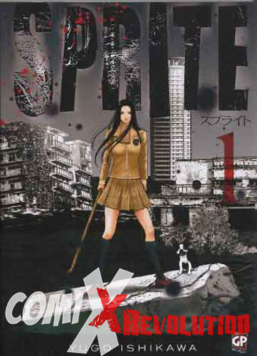 SPRITE 1 - COMIXREVOLUTION