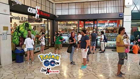 ComiXrevolution Pokemon Go Atw