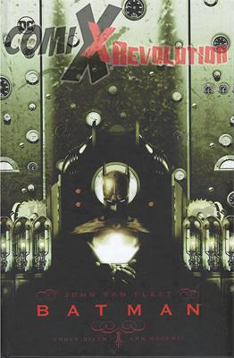copertina COMIXREVOLUTION-BATMAN-DI-JOHN-VAN-FLEET-9788893510011