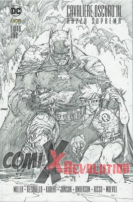 copertina COMIXREVOLUTION-BATMAN-RAZZA-SUPREMA-VOLUME-1-9788869719264