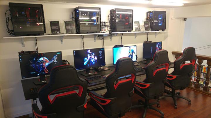 gaming x revolution
