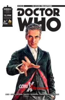 comixrevolution_doctor-who-0_cover-variant_9788893514224