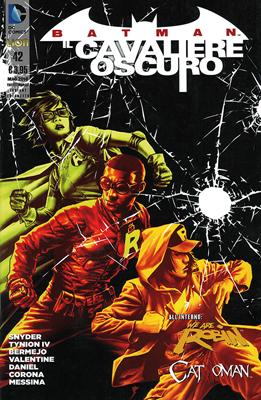 copertina COMIXREVOLUTION-batman-il-cavaliere-oscuro-42-var-COFANETTO-9788869719516