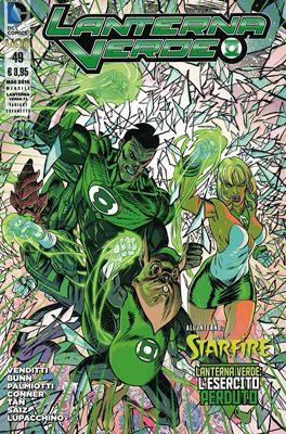 copertina COMIXREVOLUTION-lanterna-verde-49-var-COFANETTO-9788869719622