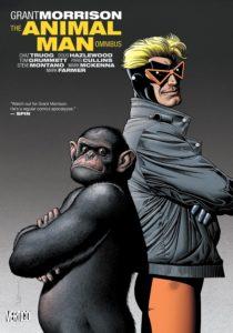 comixrevolution-ANIMAL-MAN-DI-GRANT-MORRISON-n-1-9788893514170