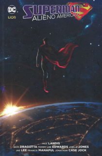 COMIXREVOLUTION-GRANDI-OPERE-DC-SUPERMAN-ALIENO-AMERICANO-9788893512268