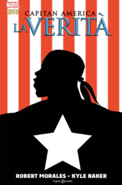 copertina COMIXREVOLUTION-CAPITAN-AMERICA-LA-VERITA-9788891225542