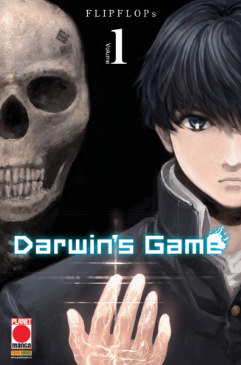 copertina COMIXREVOLUTION-DARWIN-S-GAME-1-977203740090070037-977203740090070037