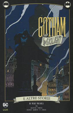 copertina COMIXREVOLUTION-GOTHAM-E-ALTRE-STORIE-BY-GASLIGHT-9788893515993