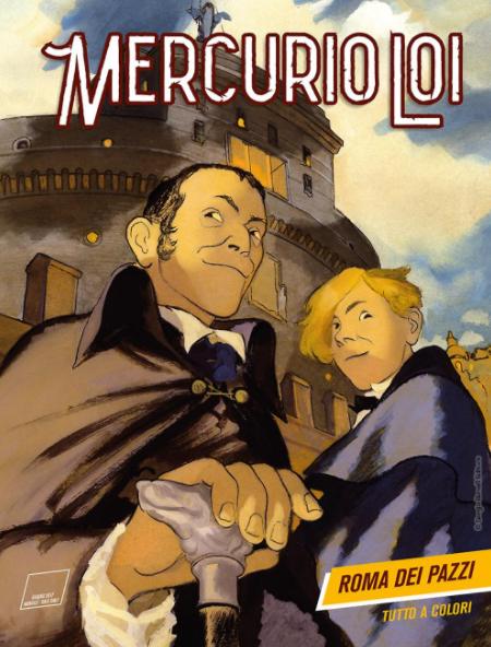 copertina COMIXREVOLUTION-MERCURIO-LOI-1-977253232204270001