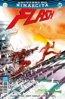 COMIXREVOLUTION-FLASH-REBIRTH-13-9788893519090-977228372500070051
