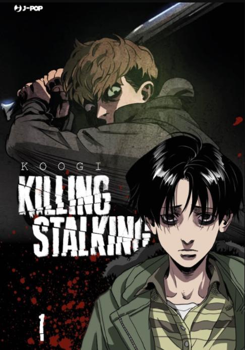 copertina COMIXREVOLUTION-KILLING-STALKING-1-9788832750614