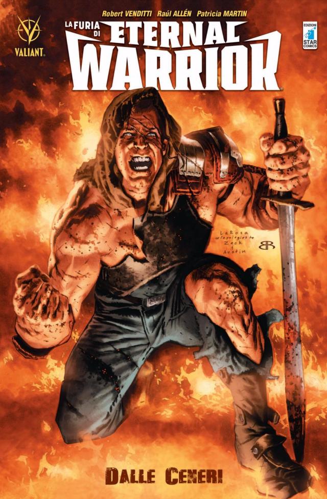copertina COMIXREVOLUTION-LA-FURIA-DI-ETERNAL-WARRIOR-1-9788822606129
