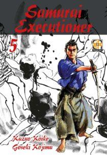 COMIXREVOLUTION-SAMURAI-EXECUTIONER-5-9788867125548