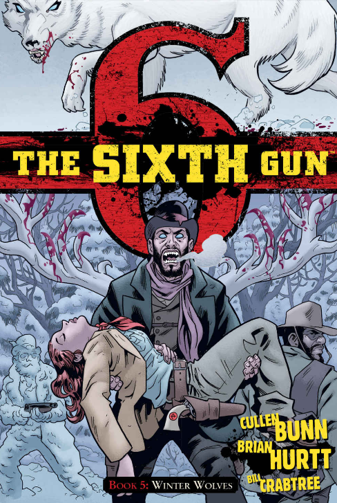 copertina COMIXREVOLUTION-THE-SIXTH-GUN-5-9788865671559