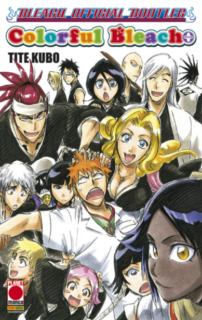 COMIXREVOLUTION-BLEACH-OFFICIAL-BOOTLEG-9788891267078