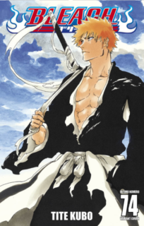 COMIXREVOLUTION-BLEACH-74-VARIANT-9788891267016