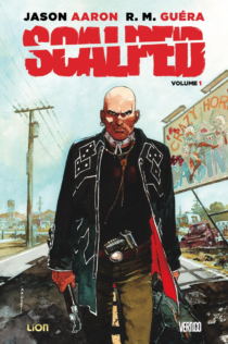 COMIXREVOLUTION-SCALPED-9788833040301