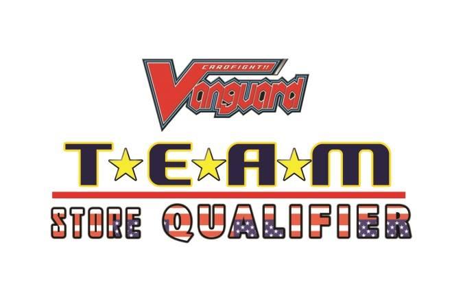 Vangaurd team store qualifier
