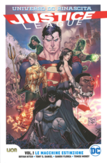 COMIXREVOLUTION-JUSTICE-LEAGUE-REBIRTH-ULTRALIMITED-1-9788833044262