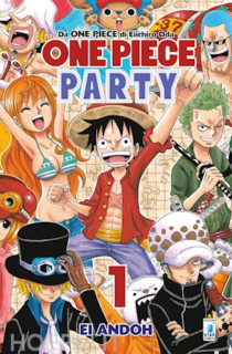 COMIXREVOLUTION-ONE-PIECE-PARTY-1-9788822608338