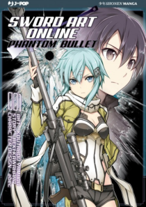 COMIXREVOLUTION-SWORD-ART-ONLINE-PHANTOM-BULLET-1-9788832750393