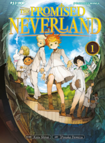 COMIXREVOLUTION-THE-PROMISED-NEVERLAND-1-9788832752823