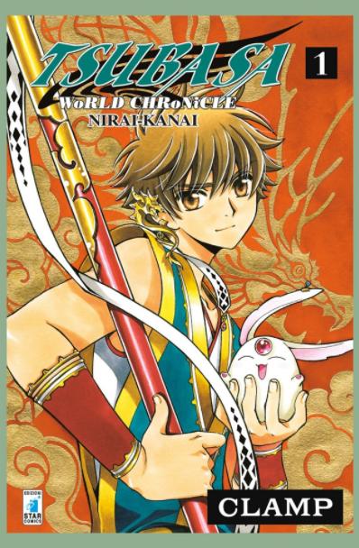 copertina COMIXREVOLUTION-TSUBASA-WORLD-CHRONICLE-NIRAI-KANAI-1-9788822608239
