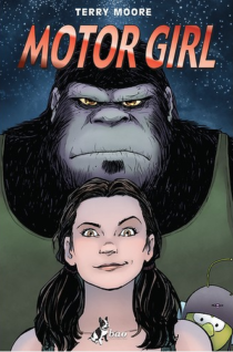 COMIXREVOLUTION-BAO-PUBLISHING-TERRY-MOORE-MOTOR-GIRL-9788865439845