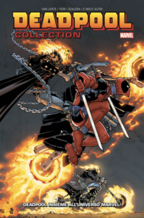 COMIXREVOLUTION-DEADPOOL-COLLECTION-1-DEADPOOL-INSIEME-ALL-UNIVERSO-MARVEL-9788891236302