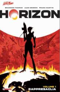 COMIXREVOLUTION-HORIZON-1-RAPPRESAGLIA-9788869193545