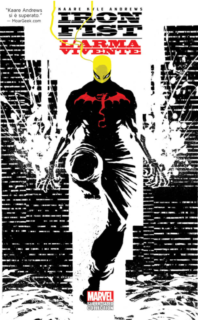 COMIXREVOLUTION-IRON-FIST-L-ARMA-VIVENTE-MARVEL-SUPER-SIZED-COLLECTION-9788891236579