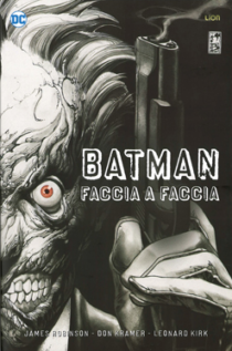 COMIXREVOLUTION-BATMAN-LIBRARY-BATMAN-FACCIA-A-FACCIA-9788833041889