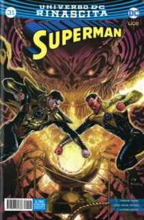 COMIXREVOLUTION-SUPERMAN-REBIRTH-31-977188748133680146-9788833046495