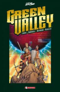 COMIXREVOLUTION-GREEN-VALLEY-HC-9788869193927