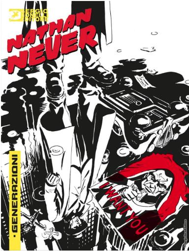 copertina COMIXREVOLUTION-NATHAN-NEVER-GENERAZIONI-1-977112365404380031