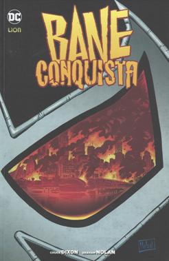 copertina COMIXREVOLUTION-RW-LION-BANE-CONQUISTA-08-06-2018-9788833042527