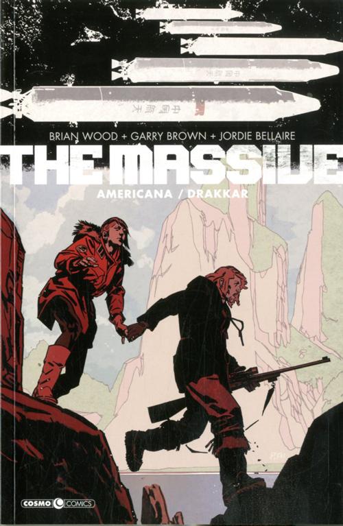 copertina COMIXREVOLUTIUON-THE-MASSIVE-NAVI-VIKINGHE-9788869115905